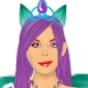 Rainbow Shimmer Miss Equestria (Joke)