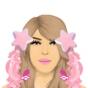 różowa dziewczyna