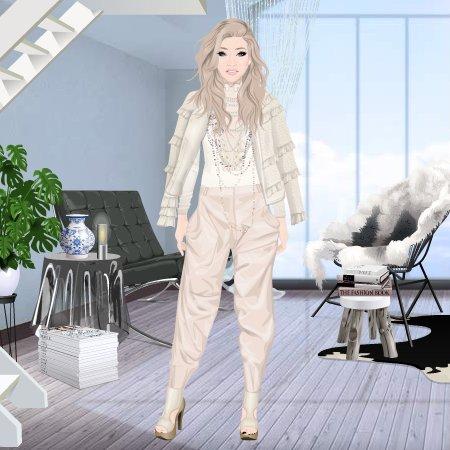 Dressing in Monochrome