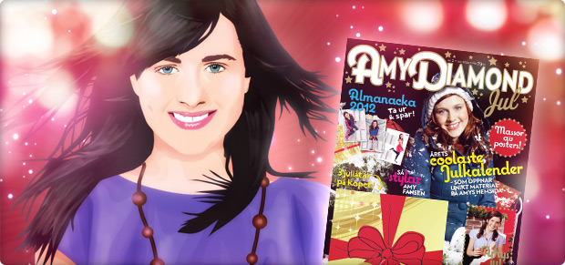 Amy Diamond tävling!