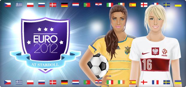 Superb Euro 2012 contest