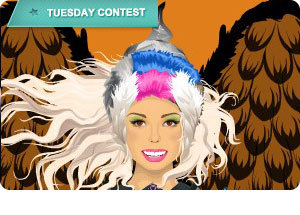 Tuesday Contest: Whimsical Hat