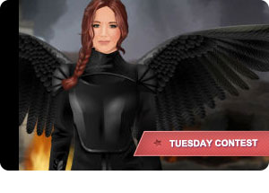 Tuesday Contest: Hunger Games Sahnesi