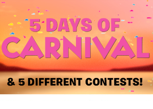 5 DAYS OF CARNIVAL