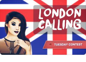 Londra Arıyor