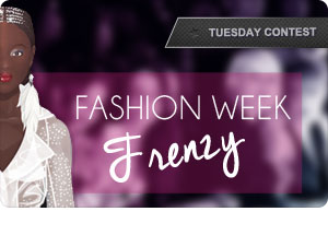 Fashion Week Frenzy