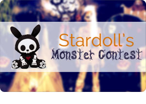 Stardoll's Monster Contest