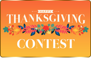 Thanksgiving Contest