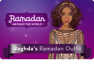Raghda's Ramadan Outfit