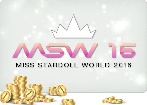 Miss Stardoll World 2016