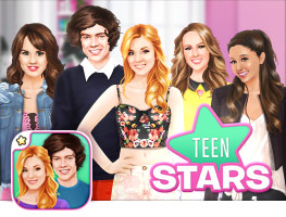Stardoll Dress Up Teen Stars