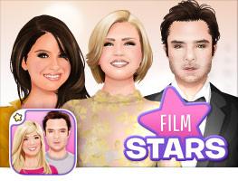 Stardoll Dress Up Film Stars