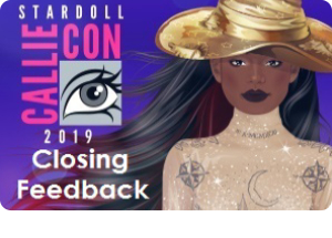 Callie Con 2019 - Closing Feedback