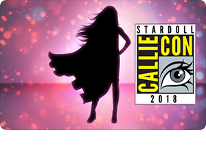 Callie-Con 2018: ¡crea tu escenario de super héroe de comic!