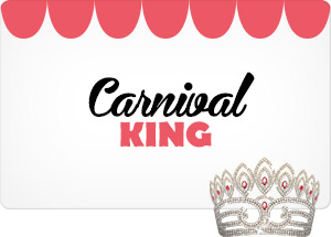 Be the Stardoll Carnival King 2018!