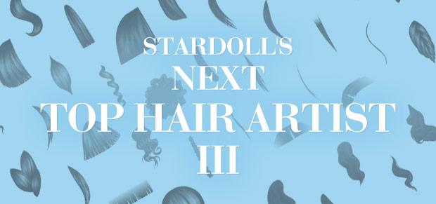 Stardoll's Next Top Hair Artist III
