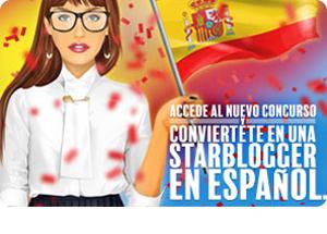 ¡Starblog está buscando bloggers para escribir en español!