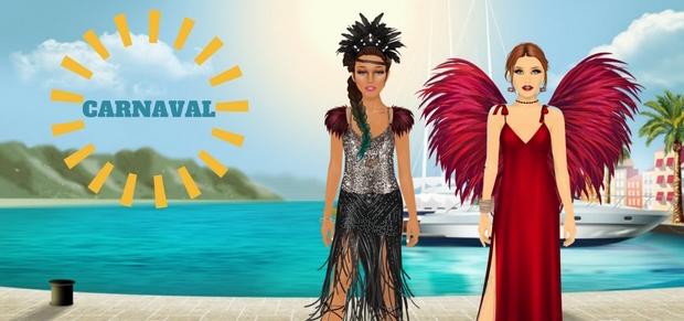 ¡Carnaval en Stardoll!