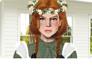 Celebrity Friday! -> Anne of Green Gables