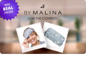 By Malina Contest with REAL PRIZES!