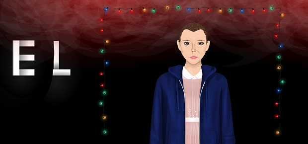 Celebrity Friday! -> Eleven, STRANGER THINGS!