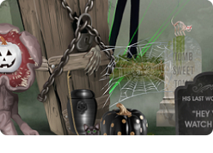 Stardoll Costume Contest -- Get a Halloween Treat!