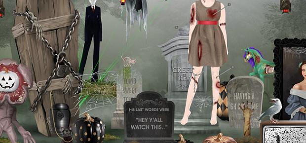 Stardoll Costume Contest -- Get a Halloween Treat!