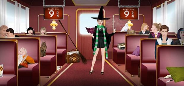 Travel on Tuesdays! -> Hogwarts Express