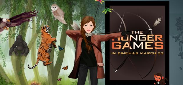Celebrity Friday! -> Hunger Games - Katniss Everdeen (Jennifer Lawrence)
