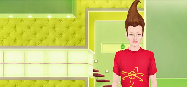 Celebrity Friday! -> Jimmy Neutron (Cartoon)