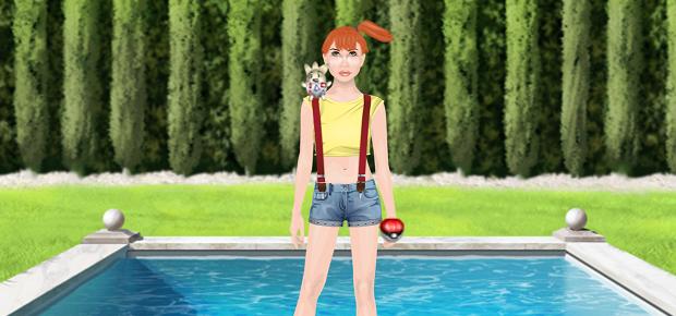 Celebrity Friday! -> Misty (Pokémon)