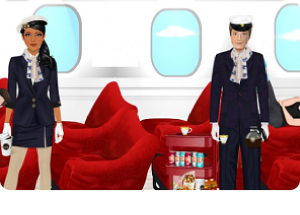 Travel on Tuesdays! -> STARDOLL AIRLINES <3