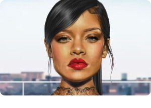 Celebrity Friday! -> Rihanna