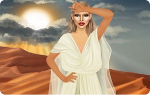 ¡Viaja los martes! -> ¡Desierto del Sahara!