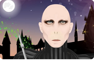 Celebrity Friday! -> Lord Voldemort