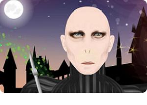 Ünlü Cuma! -> Lord Voldemort