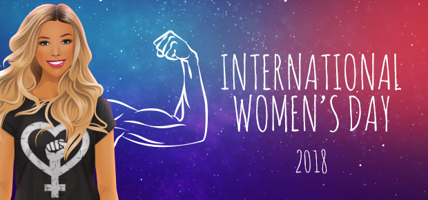 International Women's Day Writing Contest