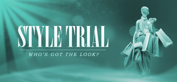 STYLE TRIAL #13 - A Limited Edition Look