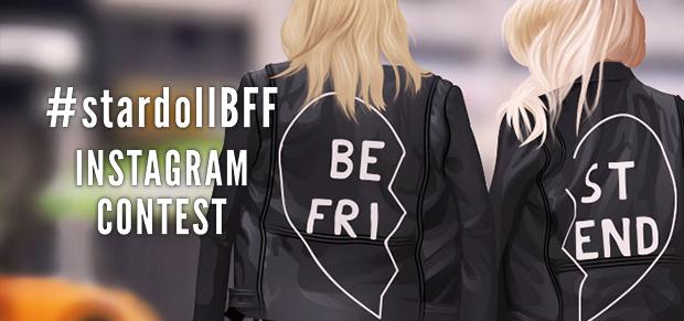 #stardollBFF Instagram Contest