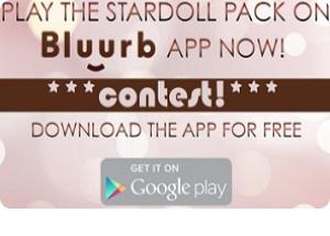 BLUURB STARDOLL PACK CONTEST!