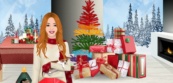 Colorful Christmas Scenery Contest!
