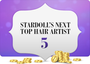 Stardoll's Next Top Hair Artist 5!