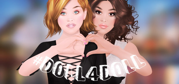 Spread the Love #doll4doll