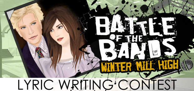 Mortal Kiss Lyric Writing Contest