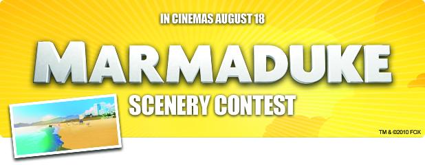 Marmaduke Scenery Contest