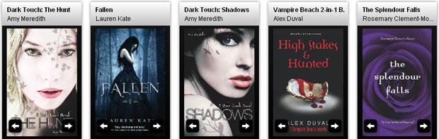 RH Dark Romance Books - Stardoll | English