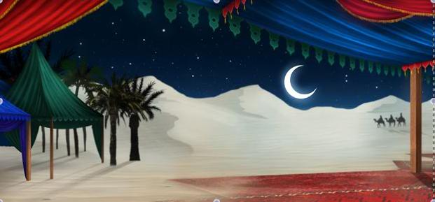 It's Ramadan on Stardoll
