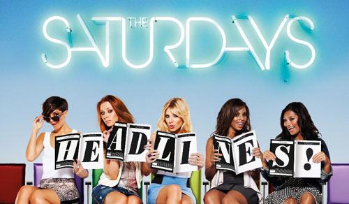 The Saturdays - Una