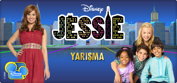 Disney Channel Jessie Stardoll English