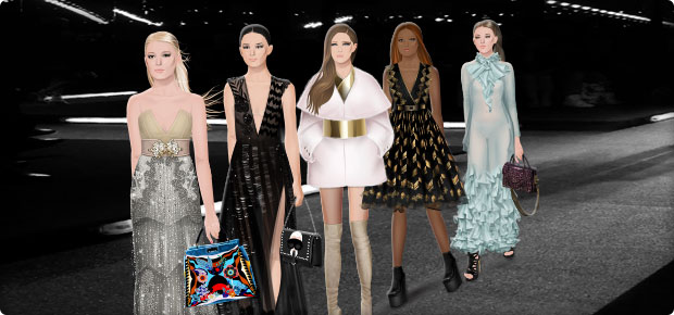 Royalty: Become A Featured Stylist and Make YOUR Collection!